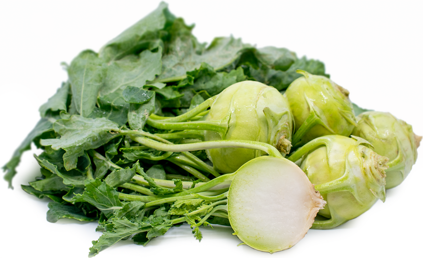 Green Kohlrabi Information Recipes And Facts