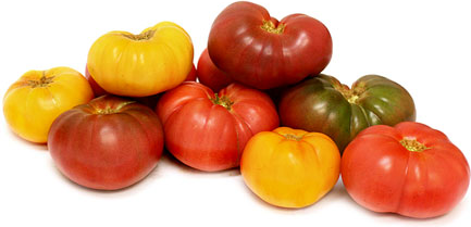 Heirloom Mix Tomatoes