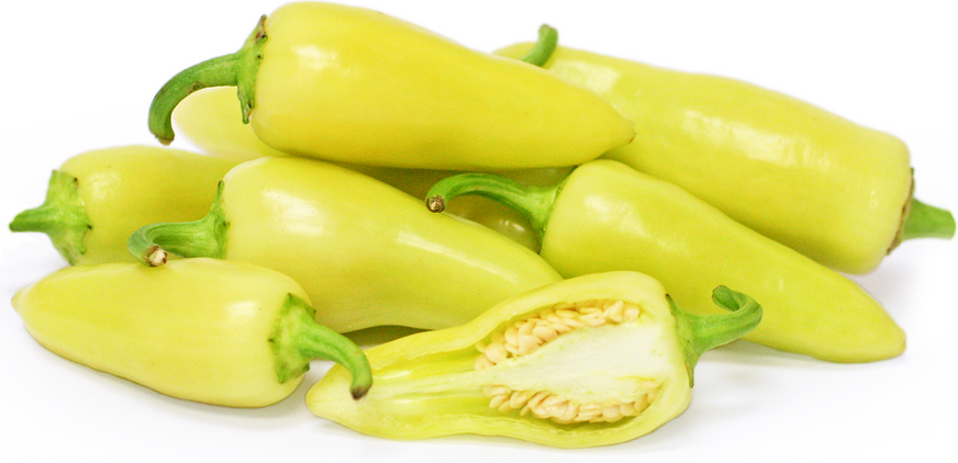 White Jalapeño Peppers picture