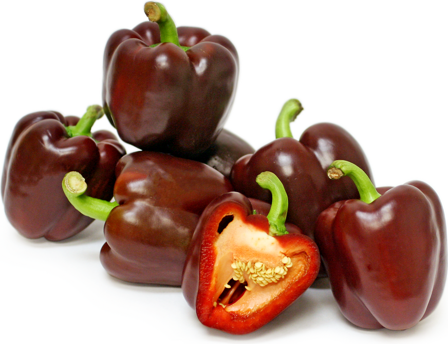 Brown Holland Bell Peppers