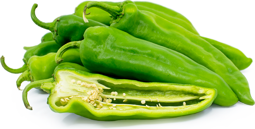 Green Anaheim Chile Peppers picture