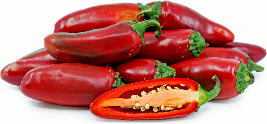 Red Jalapeno Chile Peppers picture