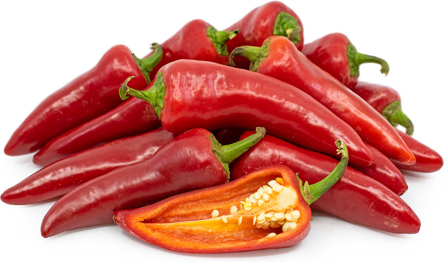 Red Fresno Chile Peppers