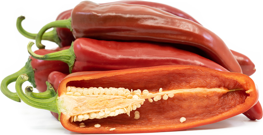 Red Anaheim Chile Peppers