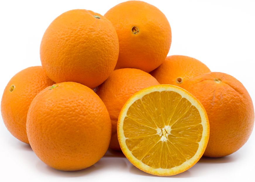 navel oranges information recipes and facts