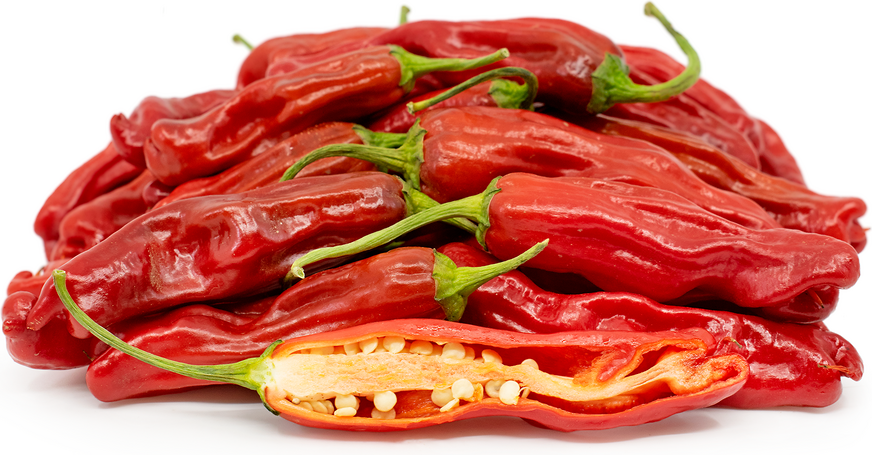 Red Shishito Chile Peppers picture