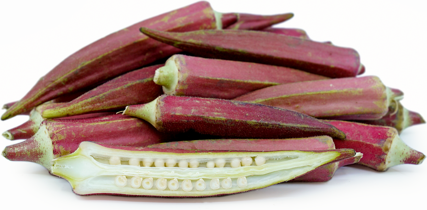 Red Okra picture
