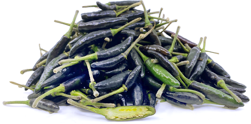 Black Cobra Chile Peppers