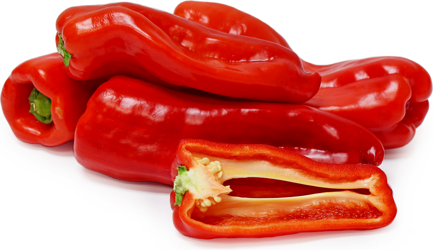 Bull Nose Chile Peppers