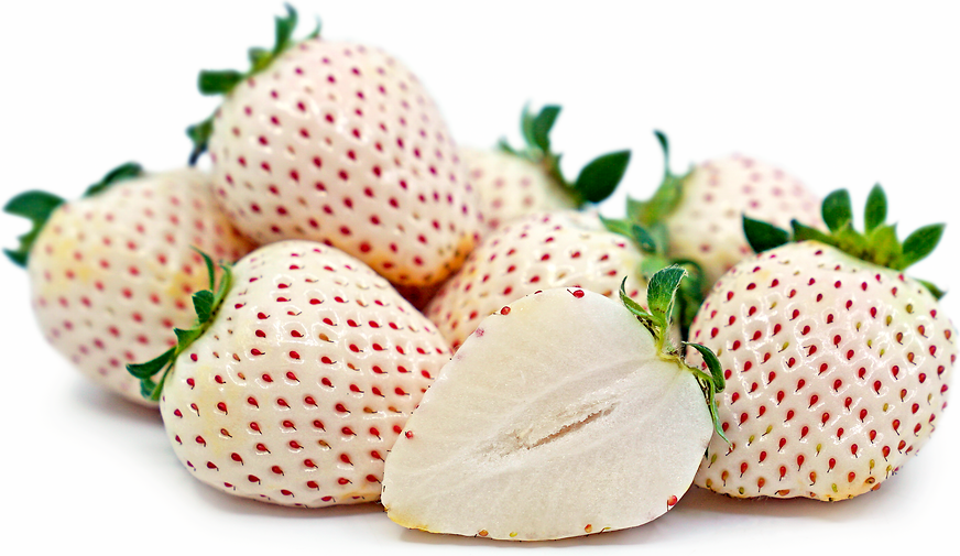 White Strawberries