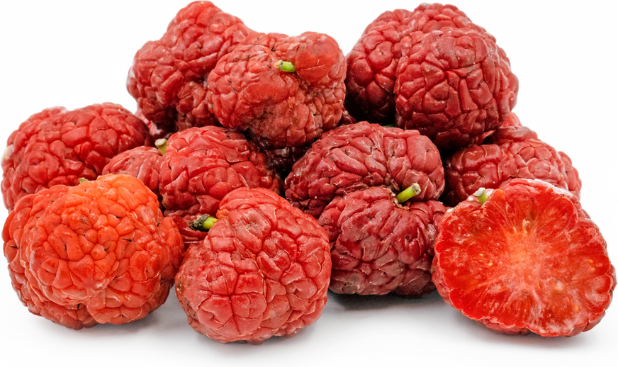 Red Chinese Mulberries