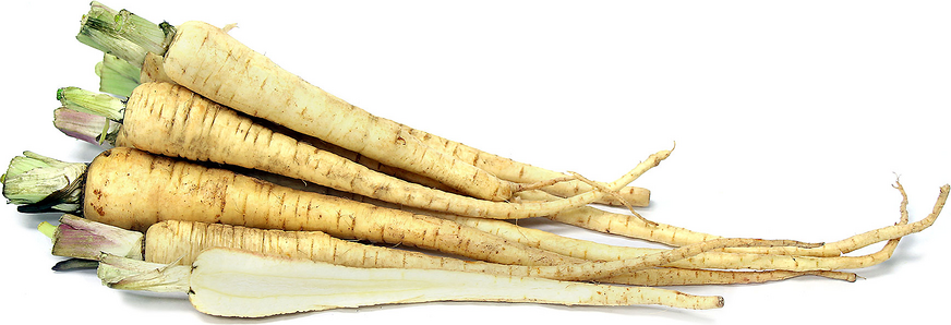 Organic Parsnips picture