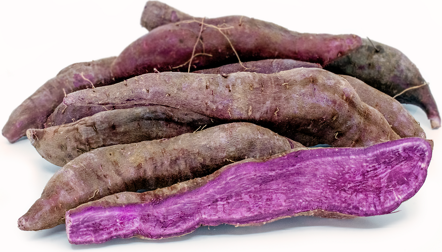 Japanese Purple Sweet Potato