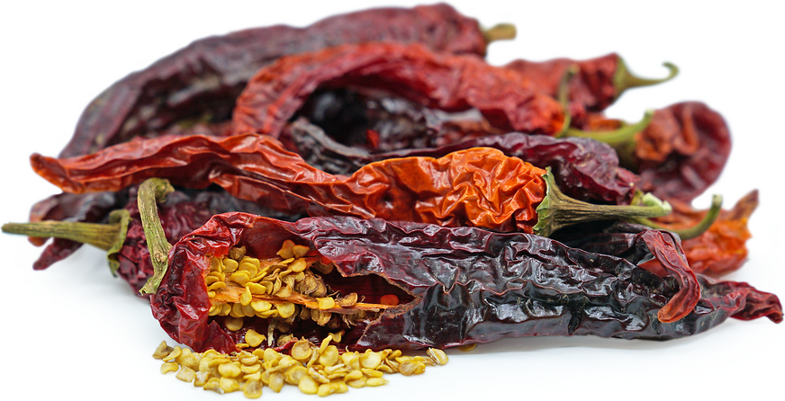 Dried Cayenne Chile Peppers