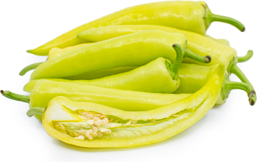 Banana Chile Peppers