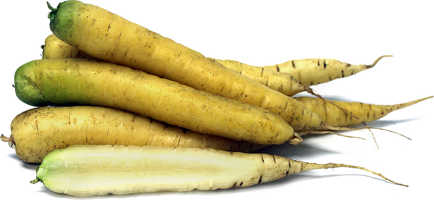 Yellow Carrots picture